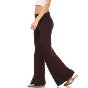 ❗️New❗️Best Palazzo Pants In Brown Size M Softest